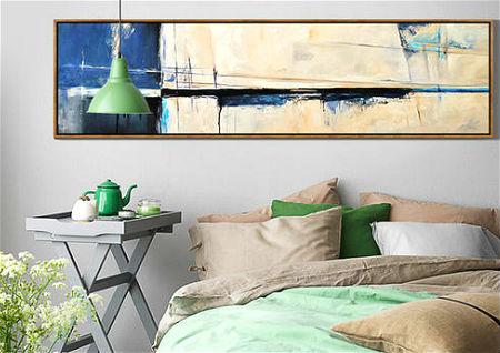 卧室挂画风水讲究及挂什么画风水好