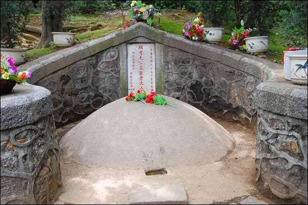 毛主席祖坟